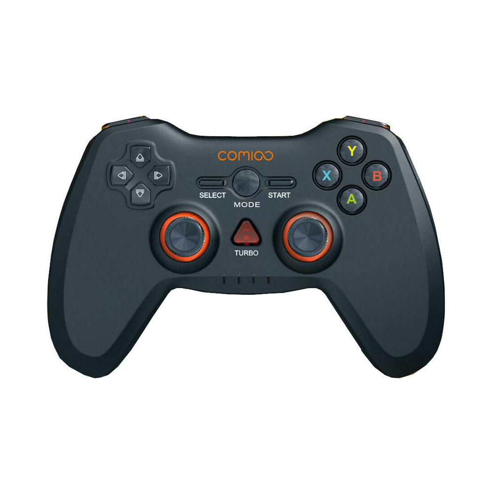 Comigo,Wireless Gamepad Dual Vibration, Black - 13021