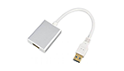 DeTech Adapter USB3.0/M to HDMI/F, White - 18230