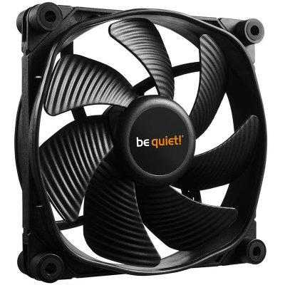 BE QUIET BL069 Silent Wings 3 140mm High-Speed 3-Pin, Fan speed-1.600, 28.1 dB(A)
