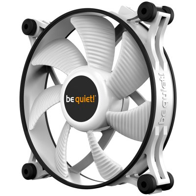 BE QUIET BL088 Shadow Wings 2 WHITE 120mm, Fan speed PWM / 12V (rpm)-1100, Noise level dB(A)-15.7