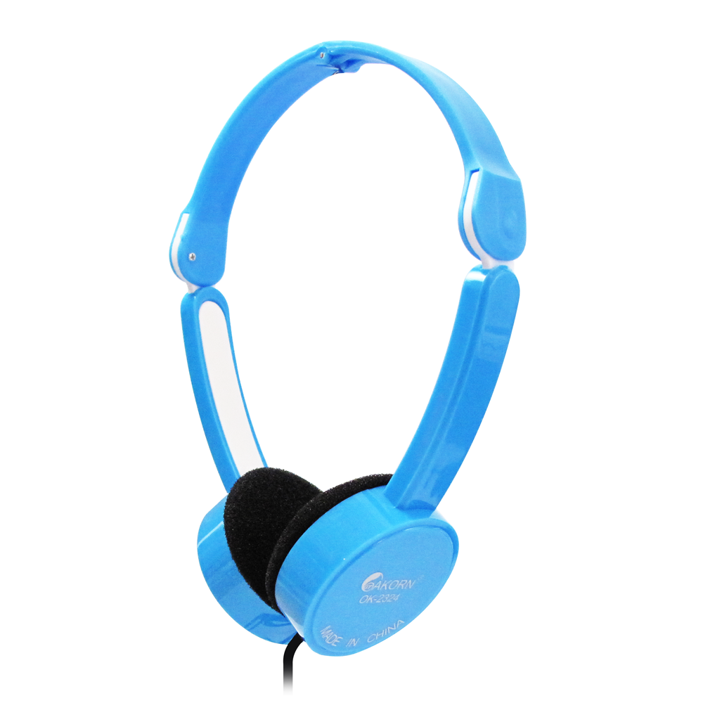 OEM Headset, For PC, With microphone, Different Colors - 20356
