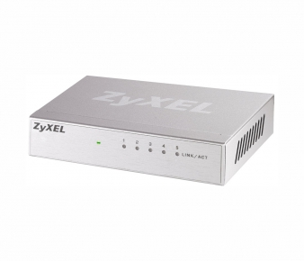 ZyXEL GS-105B Switch, 5-port GbE, unmanaged