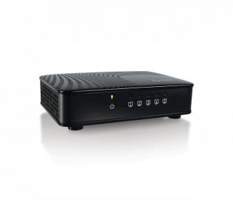 ZyXEL GS-105S v2 Switch, 5-port GbE, unmanaged, 1x QoS