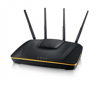 ZyXEL NBG6816 Wireless Router , AC2350, Dual Band, USB 3.0