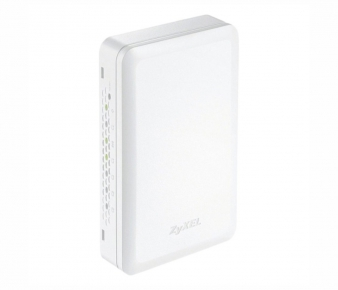 ZyXEL NWA5301-NJ Wireless Router , 2.4 GHz, 300 Mbps, Wall-Plate mount