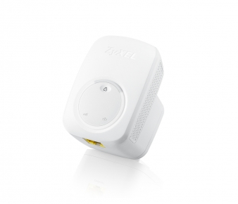 ZyXEL WRE2206 Wireless Range Extender , N300, 1x 10/100Mbps port