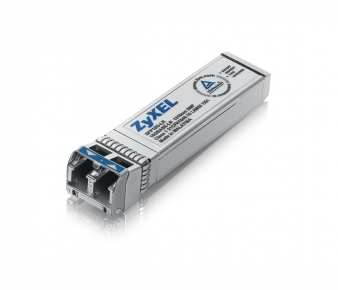 ZyXEL SFP10G-LR Transceiver Modul, 10G SFP+, 1310nm, Long range (10km), LC connector