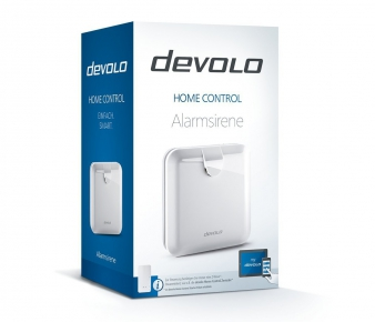 Devolo 9681 Home Control Alarm devolo , Z-Wave