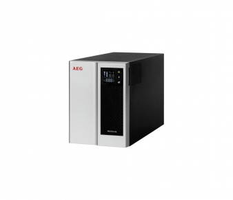 AEG 6000017639 UPS Protect NAS, 500VA / 250W, LCD, USB, Tower