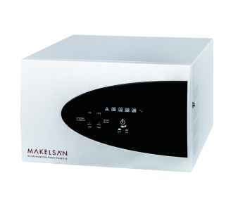 Makelsan MI000600N11H000 Home Inverter 600VA/ 480W, 12VDC