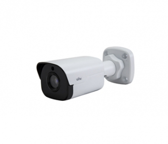 UNIVIEW IPC2124SR3-DPF36 IP Camera, mini bullet, 4MP, 30m day/night, lens f=3.6mm