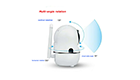 Max Robot HD Digital Network IP camera 1080p 2Mbp MHK-N515-130W