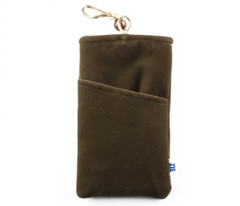 ZTE BAG-FL-BR Phone and Tablet Flannel Bag,, Brown 4.3''(10.92сm)