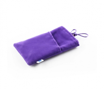 ZTE BAG-FL-V Phone and Tablet Flannel Bag, Violet 4.3''(10.92сm)