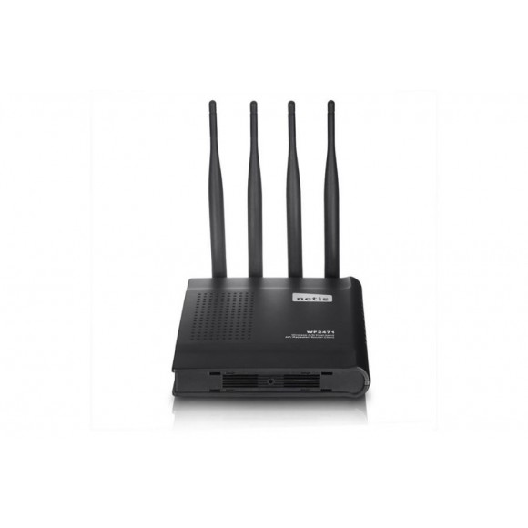 NETIS WF-2471 WIRELESS DUAL BAND ROUTER 600MBPS