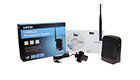 NETIS WF-2414 WIRELESS N ROUTER 150MBPS 1X5DBI FIXED ANTENNA 2-PORT LAN