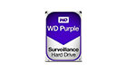 WESTERN DIGITAL 8TB (WD80PURX) PURPLE HDD