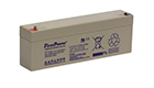 UPS Battery 2.3 MS2/12 12V / 1.3Ah