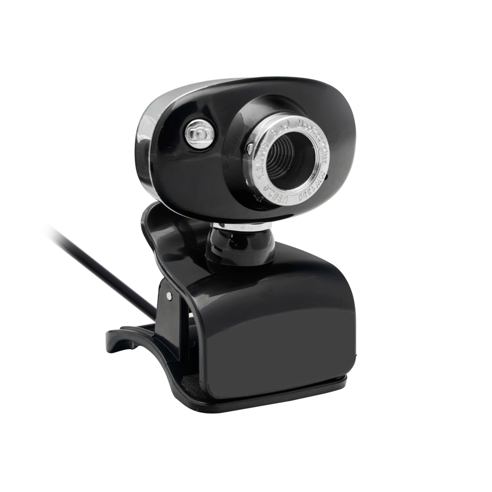 OEM Webcam BC2013, Microphone, 480p, Black - 3036