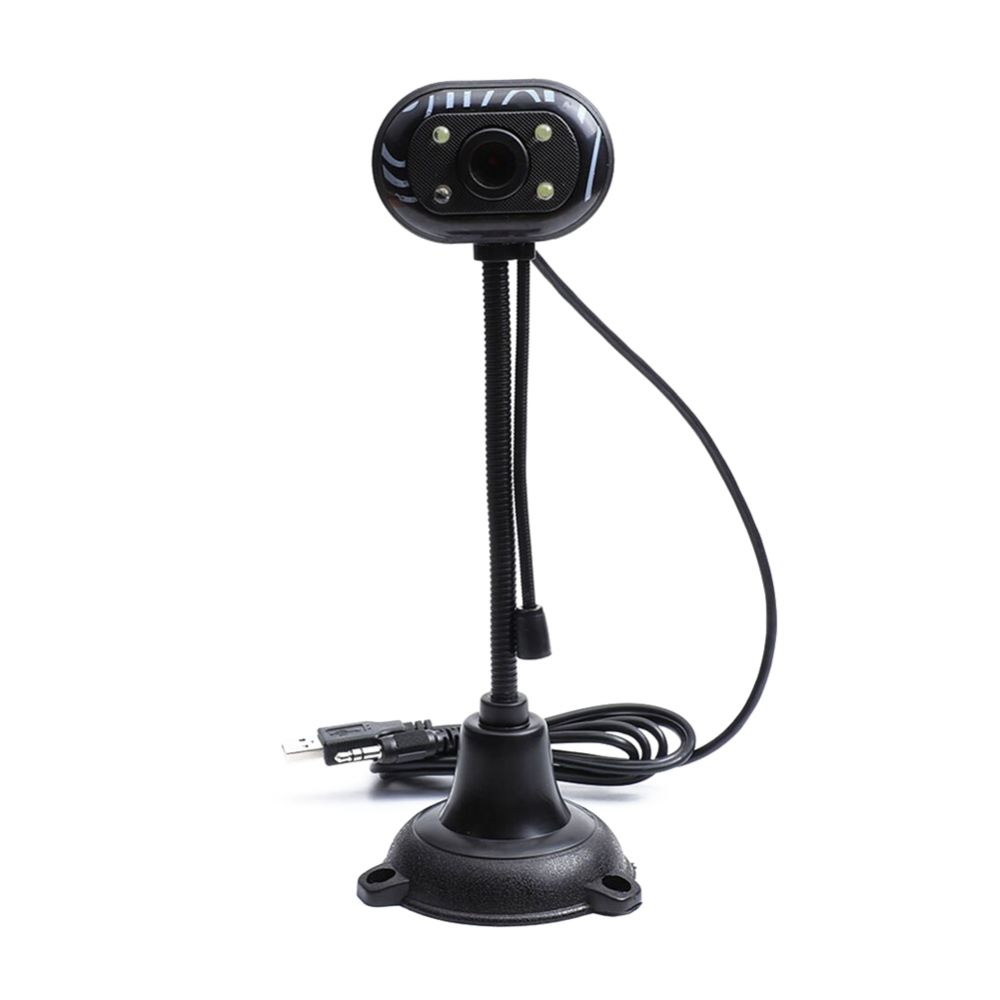 OEM Webcam BC1032, Microphone, 480p, Μαύρο - 3040