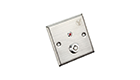 Emergency button with LED YKS-850LS