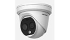 Hikvision DS-2TD1217B-6/PA(B) Temperature Screening Thermographic Turret Camera 6.2mm PoE