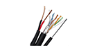 Combined FTP (twisted pair) cable category 5E for outdoor use SP-1012F-051-М 305m