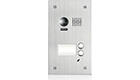 V-TEC DT603SDF Vandal-resistant front panel - 2 stainless steel posts