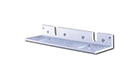 CDVI L3 Mounting plate L-shape for magnet V3S and C3S11