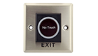 "YLI ISK-840B ""Exit"" button - contactless (infrared) horizontal version"