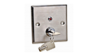 YLI YKS-850LS Metal ignition key for door operation