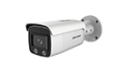 HIKVISION DS-2CD2T47G2-L 4 MP ColorVu Fixed Bullet Network Camera 2.8mm PoE