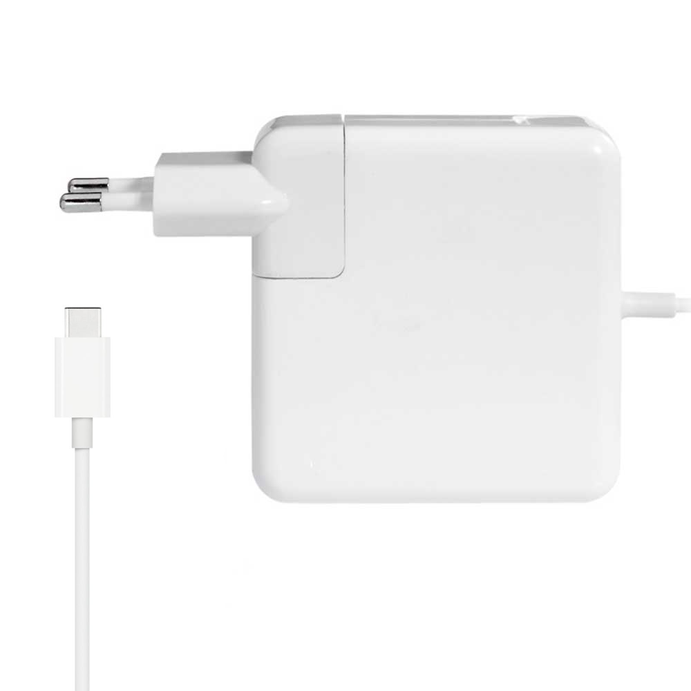DeTech,Adapter For Apple, 29W 5.2V/9V/12.5V/14.5V/16V, Type-C - 328