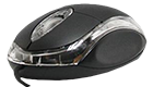 FanTech,Mouse Optical T000, Black - 935