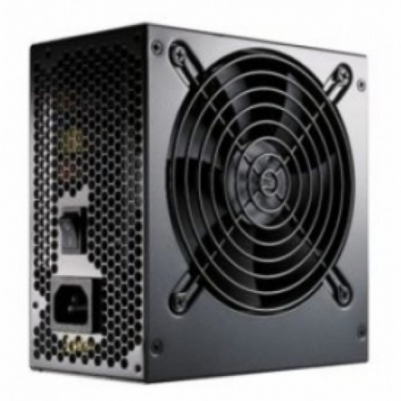 GOLDEN FIELD GF 600W BLACK-NIKEL PSU