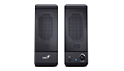 GENIUS SP-U120 SPEAKER 3W BLACK