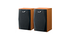 GENIUS SP-HF150 SPEAKERS WOOD BLACK