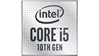 Intel CPU Desktop Core i5-10600K (4.1GHz, 12MB, LGA1200) box BX8070110600KSRH6R