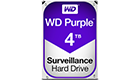 Western Digital Purple 4TB  WD40PURZ
