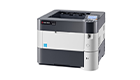 Kyocera Printer P3055dn, B/W, desktop, A4 format, Network connectivity KM-P3055DN