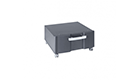 Kyocera Wooden desk CB-810 with storage capacity, including castors (wheels) KM-CB-810