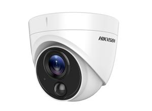 HIKVISION DS-2CE71D8T-PIRL 2 MP 2.8mm Ultra-Low Light PIR Turret Camera