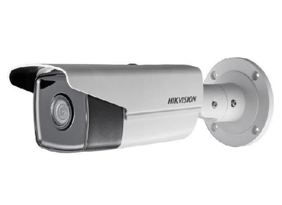 HIKVISION DS-2CD2T43G0-I8 4 MP IR Fixed Bullet Network Camera PoE