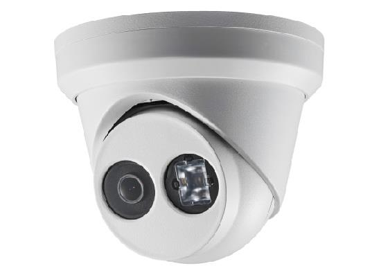 HIKVISION DS-2CD2343G0-I 4 MP IR Fixed Turret Network Camera PoE
