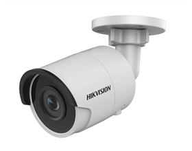 HIKVISION DS-2CD2085FWD-I 2.8mm 8MP(4K) IR Fixed Bullet Network Camera PoE