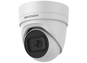 HIKVISION DS-2CD2H85FWD-IZS 8 MP(4K) IR Vari-focal Turret Network Camera PoE