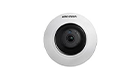 HIKVISION DS-2CD2942F-I 4MP Compact Fisheye Network Camera PoE