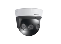 HIKVISION DS-2CD6924F-I 8 MP PanoVu Series Panoramic Dome Camera PoE
