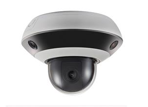 HIKVISION DS-2PT3326IZ-DE3 PanoVu series 360°panoramic + PTZ camera PoE
