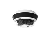 HIKVISION DS-2CD6D54FWD-IZS EXIR Flexible PanoVu Network Camera PoE